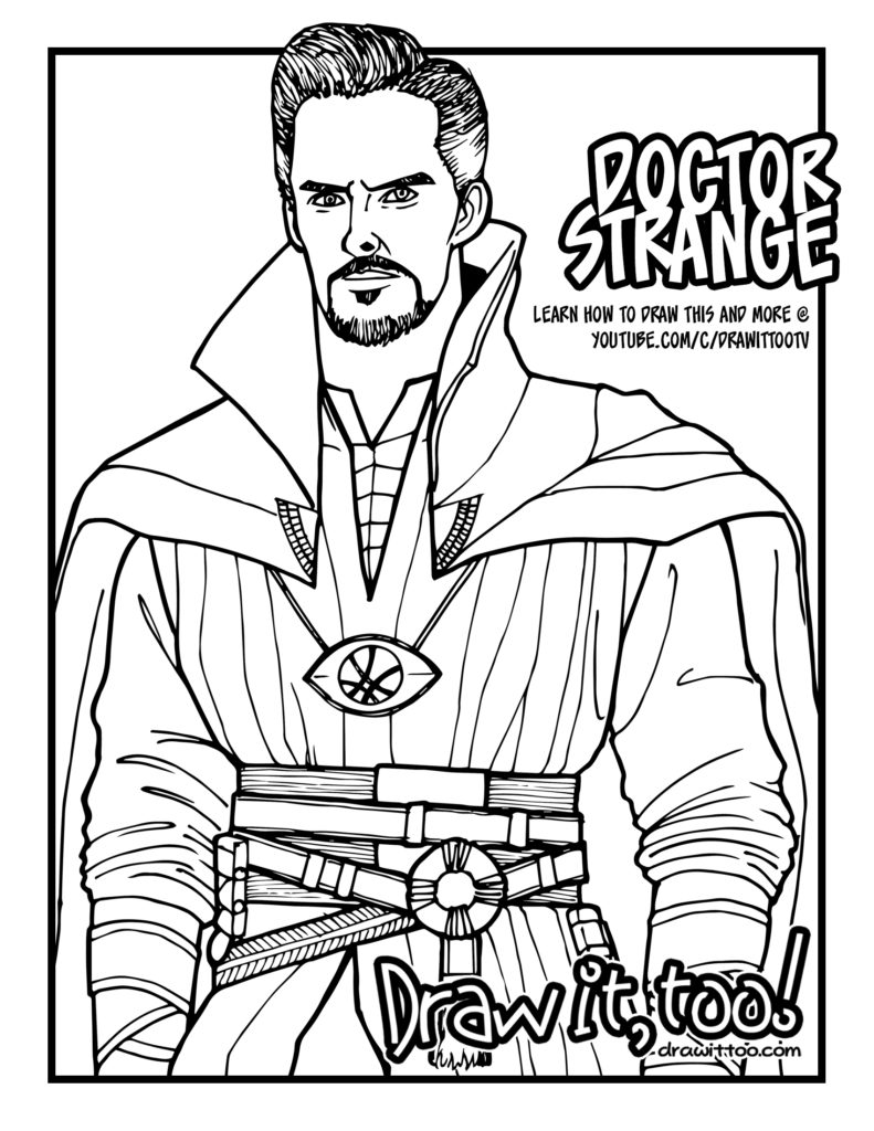 The Sorcerer Supreme