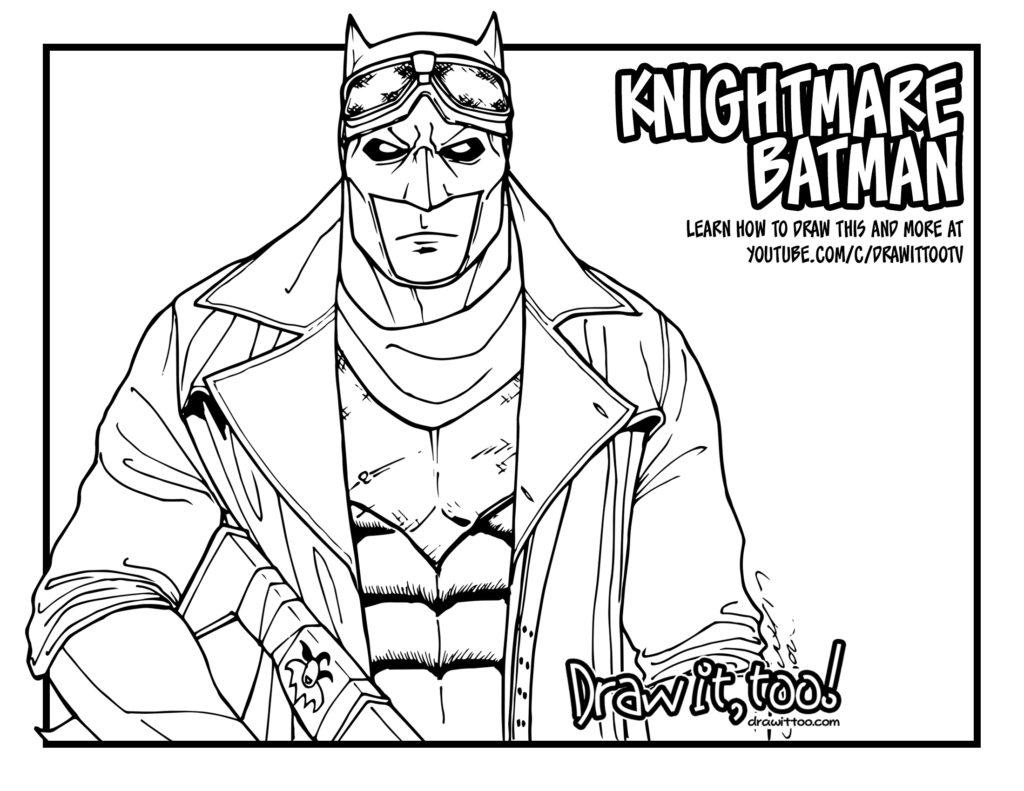 batman vs superman injustice coloring pages | Batman Vs Superman Dawn Of Justice Batman Armor Coloring ...