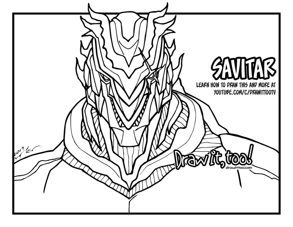 savitar the flash u2013 draw it too
